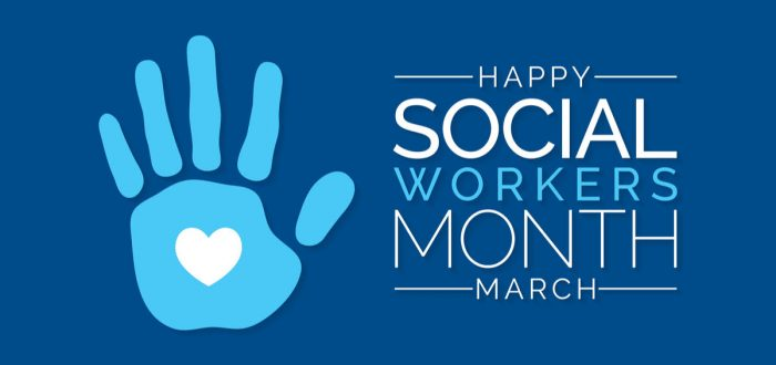 happy social workers month from moran insurance